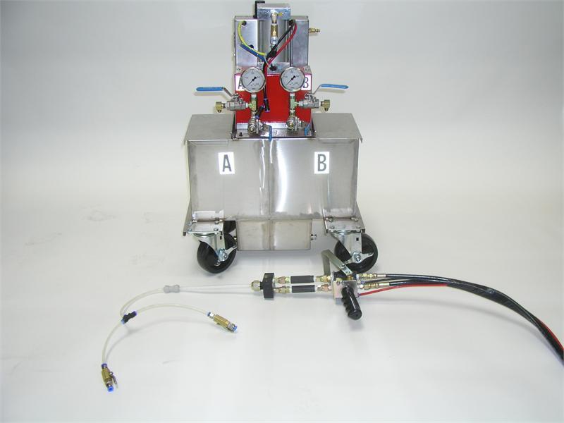 Sealboss Pa 3000 Epoxy Injection Machine Epoxy Injection Pump